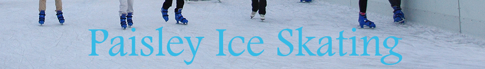Paisley Ice Skating Banner