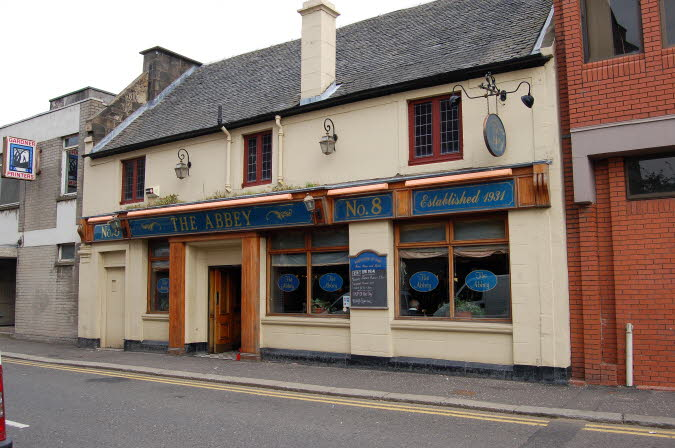The Abbey Bar