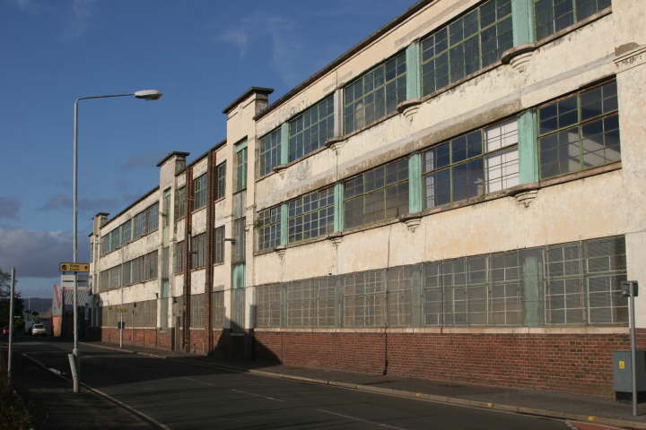 Dobbies Cigarette Factory